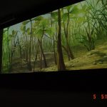 """Reference White Screen Goo at Pixar's """"20 Years of Animation"""" Celebration Exhibit at Taipei Fine Arts Museum"""