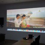 Screen Goo High Contrast Flexibility and Versatility for 3M Innovation Center, Singapore