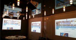 Screen Goo Compliments the Elegance of Singapore's Ritz Carlton Millenia