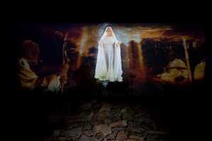 Milagre Do Sol Museum in Portugal Uses Ultra Silver 3D Screen Goo